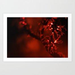 first flame Art Print