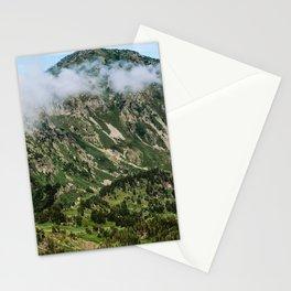 Cloud over a Pyrénées Mountain Stationery Cards
