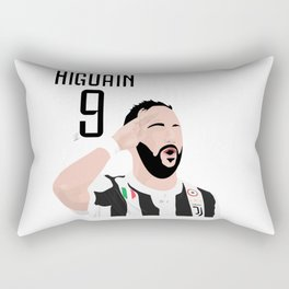 Higuain - Juventus Rectangular Pillow