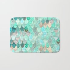 SUMMER MERMAID Bath Mat