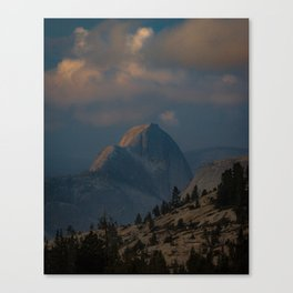 Half Dome from Olmsted Point Canvas Print