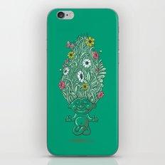 Troll of Nature iPhone & iPod Skin
