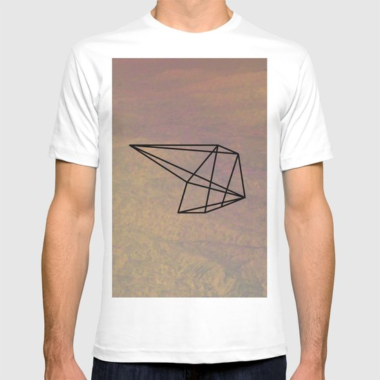 Rules of Refraction Logo  T-shirt