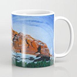 Towering Giant Coffee Mug