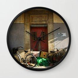 Misfortune Wall Clock