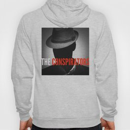 The Conspirators Podcast Show Art Hoody