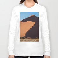 dune Long Sleeve T-shirts featuring Sand Dune by Katie Jo Sheppard