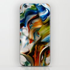 made waves iPhone & iPod Skin