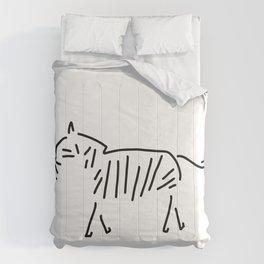 zebra Africa Comforters