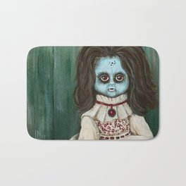Creepy Christine Bath Mat