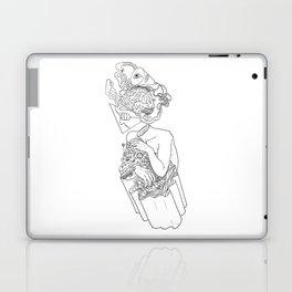 Input-Output Laptop & iPad Skin