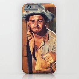 Gerard Philipe, Vintage Actor iPhone Case