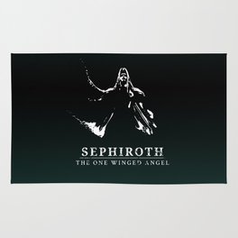 Sephiroth - One Winged Angel Rug