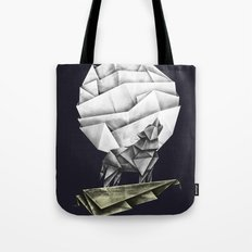 Wolfpaper Tote Bag