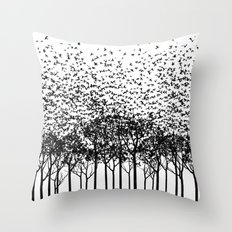 Aki Throw Pillow
