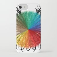 insect iPhone & iPod Cases featuring İnsect by kartalpaf