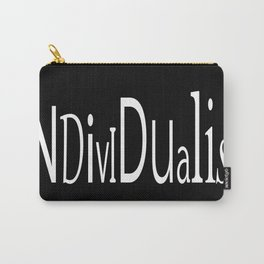 Individualist Carry-All Pouch