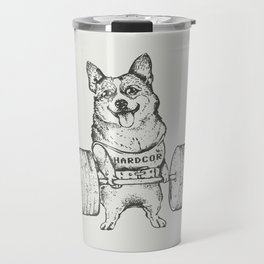 Corgi Lift Travel Mug