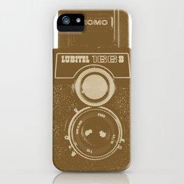 Lubitel Camera iPhone Case