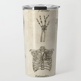 Anatomy lessons Travel Mug