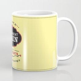 Permanent Stain Coffee Mug