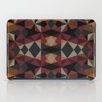 mirror iPad Cases featuring Mirror by Leandro Pita