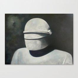 Gort: Klaatu barada nikto Canvas Print