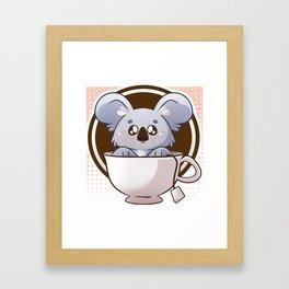 KoalaTEA Framed Art Print