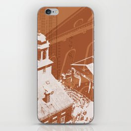 Quincy Market iPhone Skin