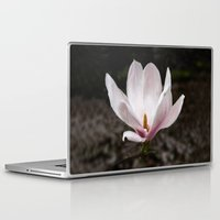 magnolia Laptop & iPad Skins featuring Magnolia by Guna Andersone & Mario Raats - G&M Studi