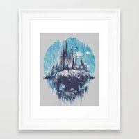 wanderlust Framed Art Prints featuring Wanderlust by Robson Borges