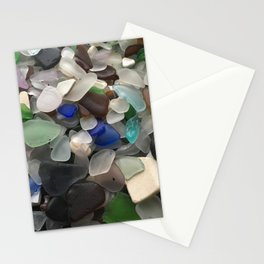 Sea Glass Assortment 1 Stationery Cards