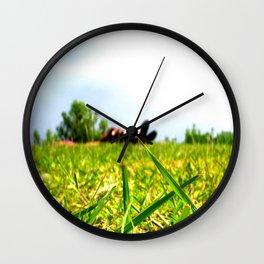 Ines Wall Clock