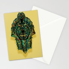 Zombie King Tut Stationery Cards