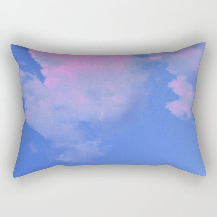 The Colour of Clouds 02 Rectangular Pillow