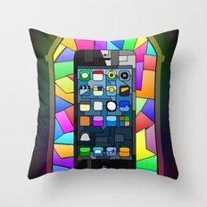 iChurch Throw Pillow