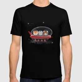 a little space adventure T-shirt