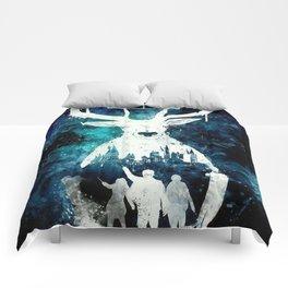 The potter reindeer Comforters