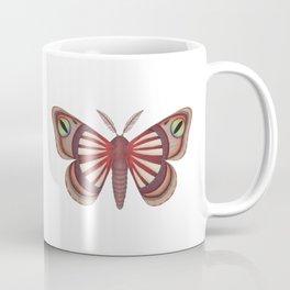 demon (made up moth) Coffee Mug