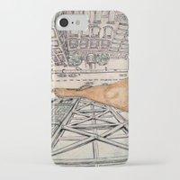 vertigo iPhone & iPod Cases featuring Vertigo by Rene Robinson