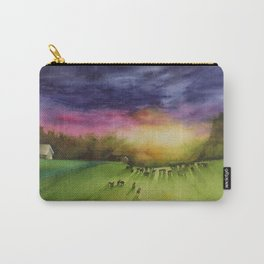 Until the Cows Come Home Carry-All Pouch