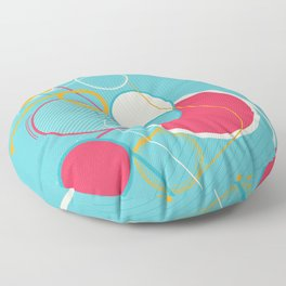 Ventana Azul Floor Pillow