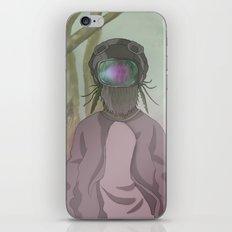 CRIKCET MIND O1 iPhone & iPod Skin
