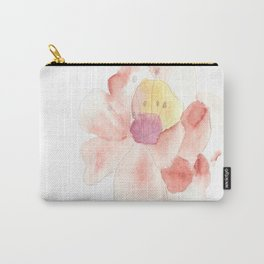 Lonely Object 1 | Abstract Watercolors Carry-All Pouch