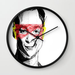 Sheldon Flash Wall Clock