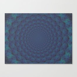 Vague Eternity  Canvas Print