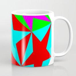 Half Dodecahedron Stars Coffee Mug