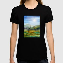 Christmas In The Woods T-shirt