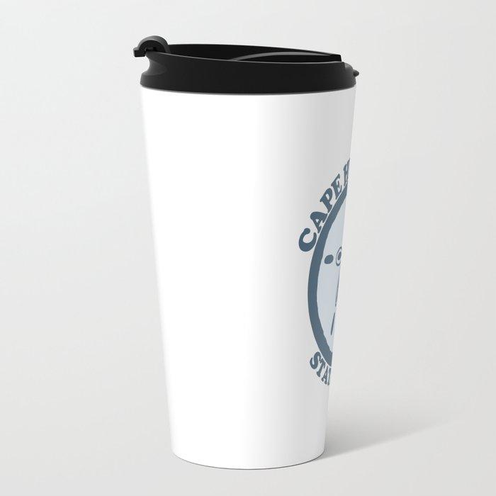 Cape Henlopen - Delaware. Travel Mug