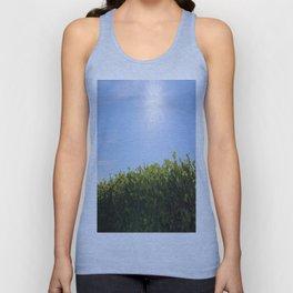Summer Photos, Nature Photography, fine art gifts, Landscape Photo, sunshine photo Unisex Tank Top
